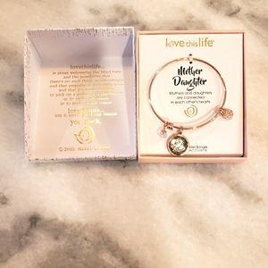 New Mother Daughter bracelet